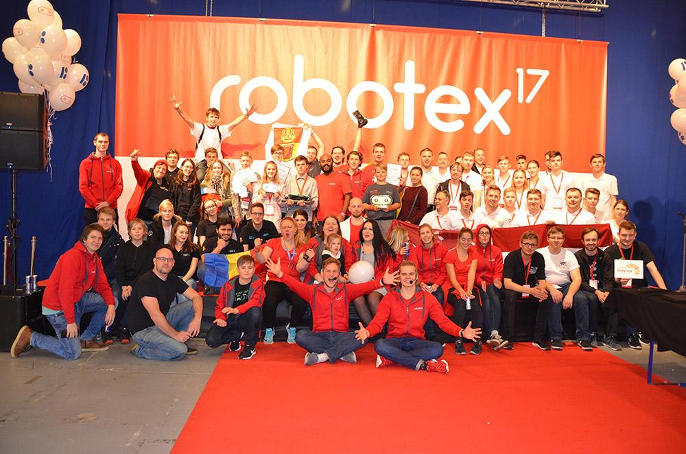 robotex volunteers